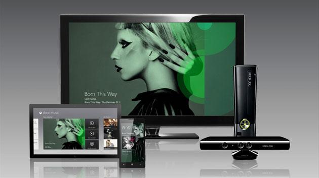 Xbox Music, Microsoft entra nel mondo della musica